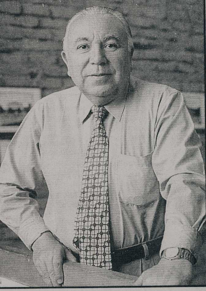 El profesor Archibaldo Peralta